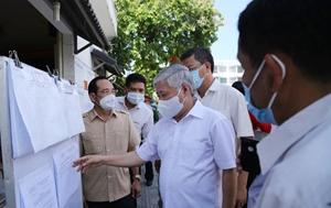 Sẵn sàng phương án tổ chức bầu cử khi phát sinh thiên tai, dịch bệnh