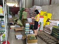 Hà Giang Phát hiện gần 4 000 sản phẩm thuốc bảo vệ thực vật hết hạn sử dụng