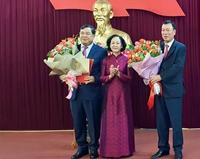 Đồng chí Phạm Gia Túc làm Bí thư Tỉnh ủy Nam Định