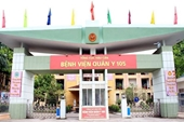Hà Nội Cấm phương tiện lưu thông trên đường 416 thị xã Sơn Tây
