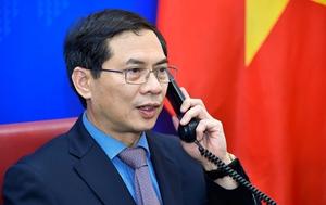 Khẳng định lập trường nhất quán của Việt Nam là đoàn kết với Cu-ba