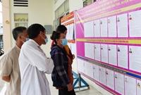 Cử tri đánh giá cao chương trình hành động của các ứng viên đại biểu HĐND tỉnh Đồng Tháp