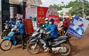 Tích cực lan tỏa thông tin về bầu cử trong thế hệ trẻ Bình Phước
