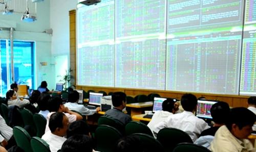 Tháng 4 2021 Tổng khối lượng giao dịch toàn thị trường tại HNX đạt 3,32 tỷ cổ phiếu