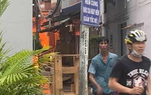 TP Hồ Chí Minh Cháy lớn khiến 8 người tử vong