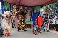 Tuồng cổ - vốn quý của sân khấu dân gian Việt Nam