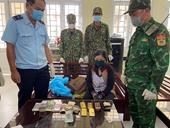 Bộ đội Biên phòng An Giang bắt vụ vận chuyển 5 kg vàng qua biên giới