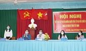 Trưởng ban Tuyên giáo Trung ương và các ứng cử viên đại biểu Quốc hội Khóa XV tiếp xúc cử tri tại Tây Ninh  