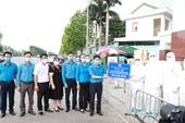 Tổng Liên đoàn Lao động Việt Nam động viên cán bộ, nhân viên y tế Bệnh viện K