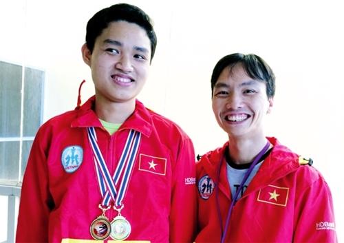 Thêm 3 VĐV Quảng Ninh được triệu tập lên Đội tuyển quốc gia