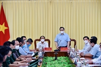 Thủ tướng yêu cầu giải quyết dứt điểm các ổ dịch, nhanh chóng ổn định tình hình
