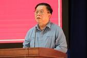 Trưởng Ban Tuyên giáo Trung ương tiếp xúc cử tri tại Tây Ninh