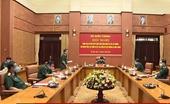 Nâng cao hiệu quả công tác phối hợp trong lãnh đạo, điều hành nhiệm vụ quân sự, quốc phòng