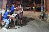 Vĩnh Phúc Cách ly xã hội phường Hùng Vương