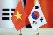 Khởi động Chương trình hợp tác KH và CN Việt Nam - Hàn Quốc giai đoạn 2021-2024
