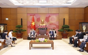 Thúc đẩy quan hệ Quốc hội hai nước Việt Nam - Nhật Bản