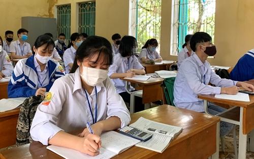 Yên Bái Học sinh trở lại trường từ ngày 17 5