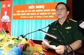 Trưởng Ban Tuyên giáo Trung ương tiếp xúc cử tri tại Sư đoàn 5 Quân khu 7