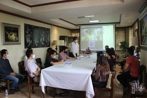 Phổ biến thông tin về bầu cử đại biểu Quốc hội và HĐND các cấp tại Philippines