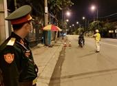 TP Hồ Chí Minh triển khai đồng loạt các chốt, trạm kiểm soát phòng dịch COVID-19