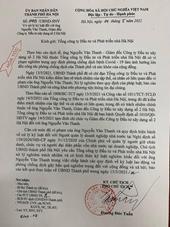 Chủ tịch UBND TP Hà Nội yêu cầu xử lý nghiêm Giám đốc Hacinco