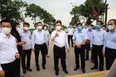 Thủ tướng khen huyện Đông Anh - TP Hà Nội có thành tích phòng, chống COVID-19