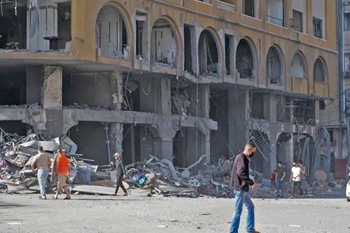 Liên hợp quốc nhấn mạnh phải chấm dứt bạo lực tại Gaza