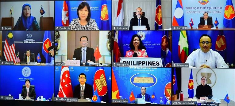 Tham vấn Quan chức cao cấp ASEAN-Trung Quốc lần thứ 27