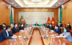 Tiếp tục thúc đẩy quan hệ giữa hai Đảng, hai nước Việt Nam - Campuchia