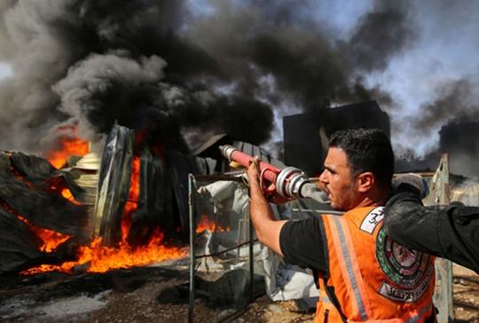 """Hóa giải xung đột ở Gaza """"Quá tam ba bận"""" vẫn không thành"""