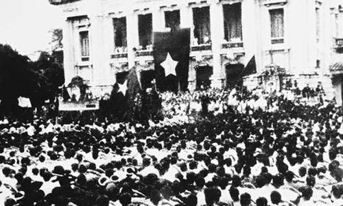 Mặt trận Việt Minh - biểu tượng của khối đại đoàn kết toàn dân tộc