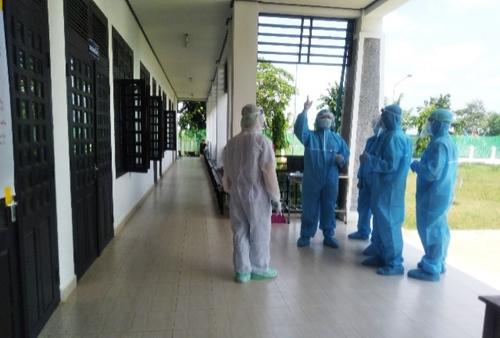 Bài 2 Hỗ trợ tỉnh Savannakhet phòng, chống dịch bệnh COVID-19 an toàn
