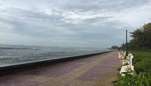 Bình Thuận 54 khu vực phải thiết lập hành lang bảo vệ bờ biển