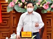 Thủ tướng Phạm Minh Chính Phát triển kinh tế đi đôi với tiến bộ và công bằng xã hội