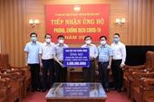 Hỗ trợ Bắc Giang, Bắc Ninh, Vĩnh Phúc 15 tỷ đồng phòng, chống dịch COVID-19