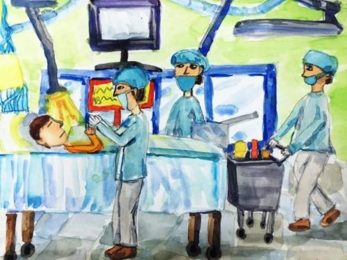 Vĩnh Phúc Sở Y tế gửi Tâm thư kêu gọi cán bộ y tế nghỉ hưu hỗ trợ phòng, chống dịch COVID-19
