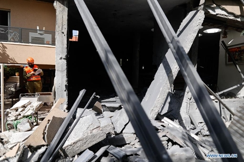 Israel và Hamas đạt thỏa thuận ngừng bắn
