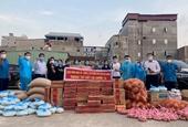Nhiều người lao động ở Bắc Giang được hỗ trợ vì dịch bệnh