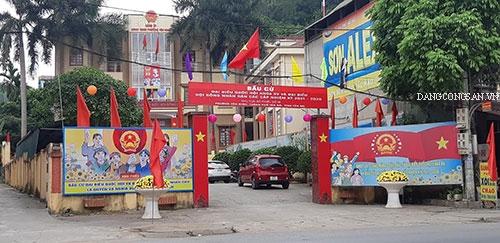 Thành phố Yên Bái sẵn sàng cho ngày hội