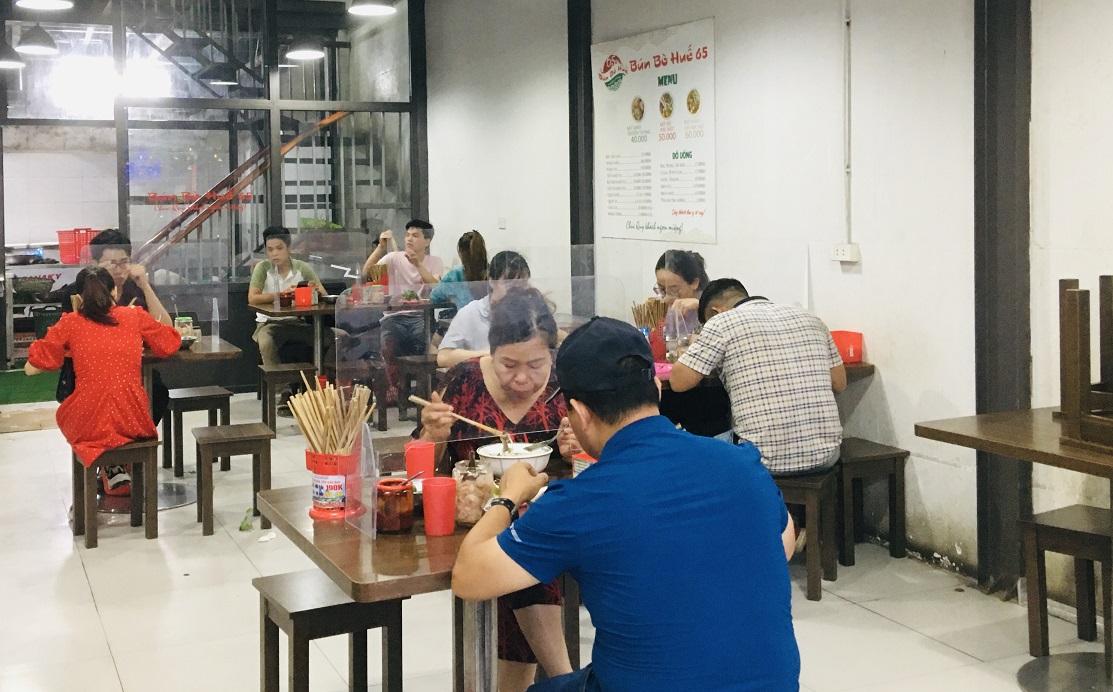 Hà Nội: Người dân chấp hành tốt các quy định phòng, chống dịch COVID-19