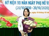 Bạn Đặng Thị Thanh Hương đoạt giải Nhất tuần 7 Cuộc thi trắc nghiệm Chung tay vì an toàn giao thông