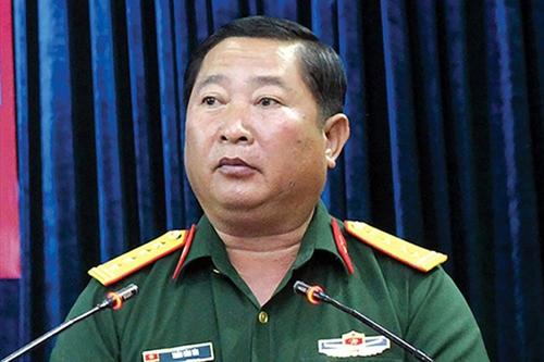 Ban Bí thư thi hành kỷ luật Phó Tư lệnh Quân khu 9 Trần Văn Tài