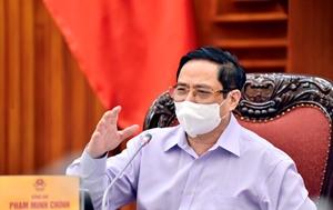 Thủ tướng Phạm Minh Chính Tiếp tục đổi mới đồng bộ, toàn diện công tác xây dựng pháp luật