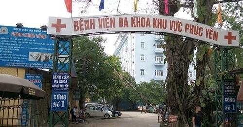 Bệnh viện Đa khoa khu vực Phúc Yên kết thúc thời gian thiết lập cách ly y tế vùng có dịch