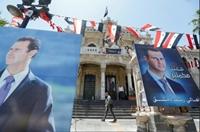 Syria Mở cửa các điểm bỏ phiếu bầu cử Tổng thống