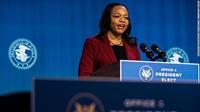 Mỹ có nữ lãnh đạo da màu đầu tiên về quyền công dân