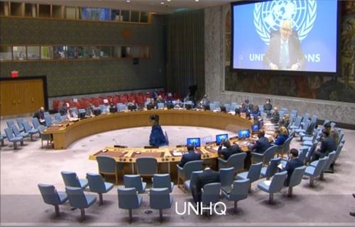 HĐBA Liên hợp quốc họp công khai về tình hình Somalia