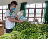 Giữa tâm dịch, người lao động Bắc Giang vững tin vì có Siêu thị 0 đồng