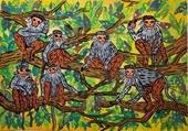 Triển lãm tranh thiếu nhi bằng hình thức online tại Đà Nẵng
