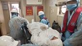 Cứu nạn thành công thuyền viên trên tàu dầu siêu trọng quốc tịch PANAMA